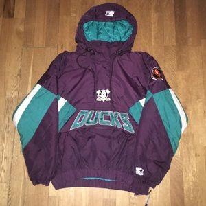 Mighty Ducks VTG STARTER Jacket